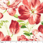 Splendor floral cotton fabrics