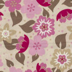 Back Porch Bouquet 100% cotton fabric Collection