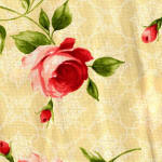 Roses 100% cotton fabric Collection