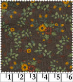 Spice Berry Trails 100% cotton fabric Collection