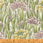 Tiffany (nouveau) 100% cotton fabric Collection