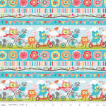Tree Party 100% cotton fabric Collection