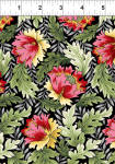 William & May 100% cotton fabric Collection